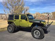 2008 Jeep Wrangler Unlimited Rubicon Sport
